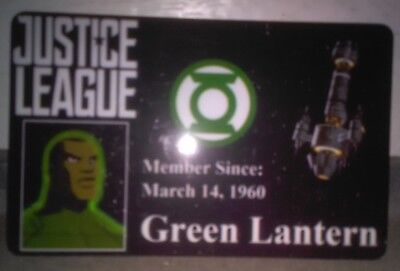 Novelty DC Justice League ID Badge Green Lantern Cosplay Accessory others 4 sale