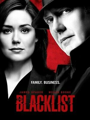The Blacklist: The Complete Fifth Season [New DVD] Boxed Set, Amaray Case