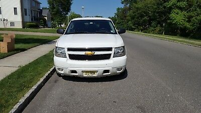 2014 Chevrolet Tahoe PPV 2014 CHEVY TAHOE PPV