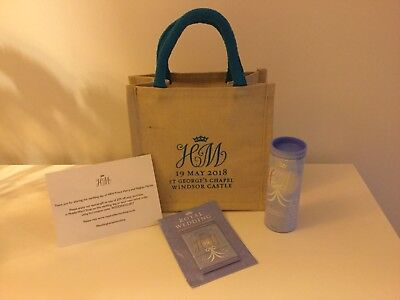 Harry and Meghan Wedding Favour Gift Bag
