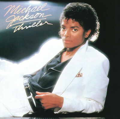 Michael Jackson : Thriller CD (2015)