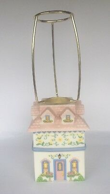 The Lenox Village Candle Lamp Excellent condition with NO SHADE FREE SHIPPING