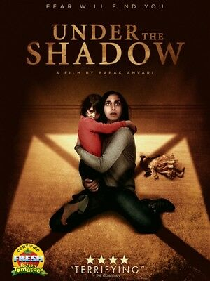 UNDER THE SHADOW New Sealed DVD
