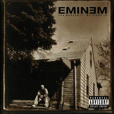 Eminem : The Marshall Mathers LP CD 2 discs (2001) Expertly Refurbished Product