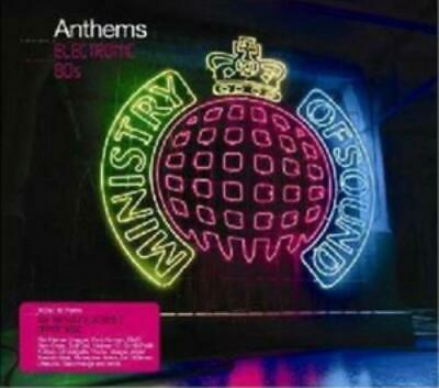Various Artists : Ministry of Sound Anthems: Electronic 80s CD (2009)