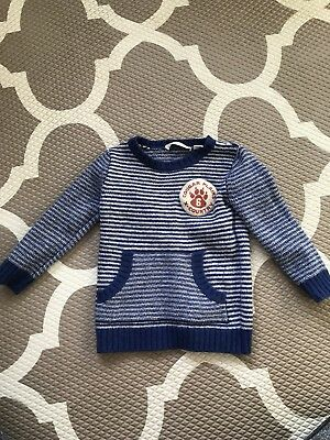 Country Road Boys Jumper Size 3