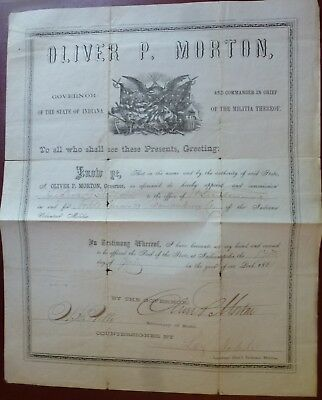 Alfred G. Quinlin, Civil War Surgeon, 13 documents 1861-1862 incl Commission