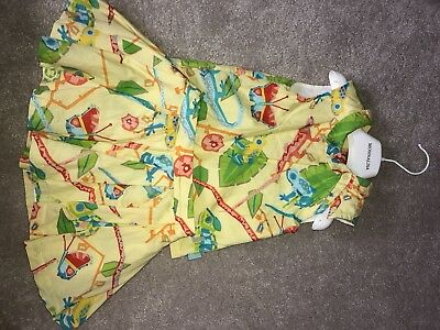 Oilily 2 Piece Girls Skirt & Top Age 2 Multicoloured