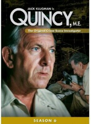 Quincy, M.E.: Season 6 [5 Discs] DVD Region 1
