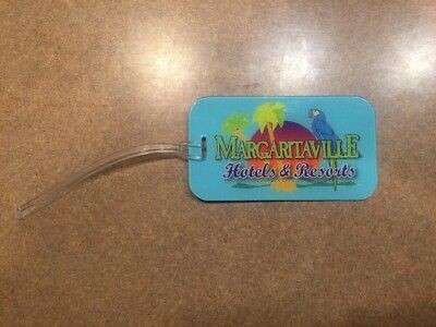 Jimmy Buffett's Margaritaville Hotels And Resorts Luggage Tag