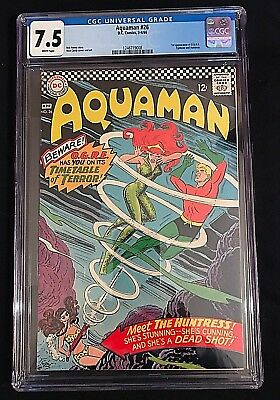 Aquaman #26 Silver Age (CGC Certified 7.5)