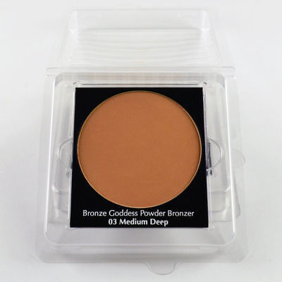 Estee Lauder Bronze Goddess Powder Bronzer #03 Medium Deep -21g / 0.74 Oz Tester
