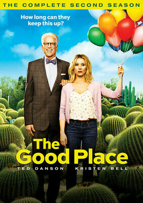 The Good Place: Season Two [New DVD] Widescreen