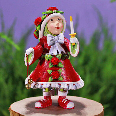 Patience Brewster H8 Dash Away Donna's Light Elf Christmas Ornament 08-30665