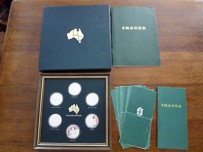 The Australian State Medals