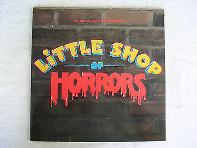 LITTLE SHOP OF HORRORS, Original Motion Picture Sound Track