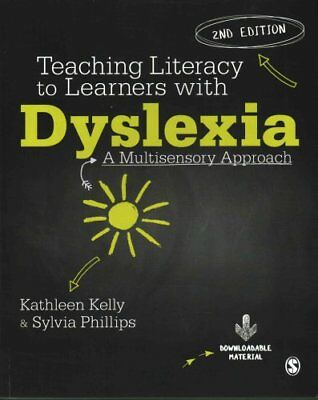 Teaching Literacy to Learners with Dyslexia A Multi-sensory App... 9781412962186