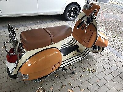 vespa 125 Star DeLuxe 125 4s Lml Limited