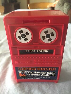 Savings Bank Of South Australia Money Box. Combined Postage Available