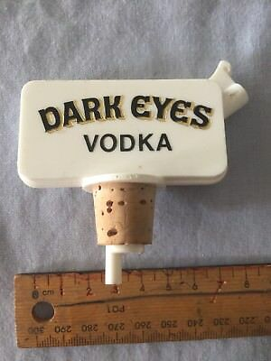 Dark Eyes Vodka Nip Pourer. Combined Postage Available