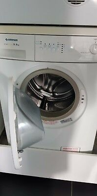 simpson washing machine 5.5kg