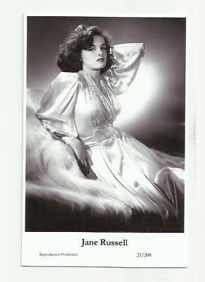 (N319) Jane Russell Swiftsure (21/208) Photo Postcard Film Star Pin Up Glamour