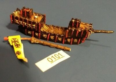 Empire Greatship - Man O War - Imperial Navy - Warhammer - Citadel - METAL