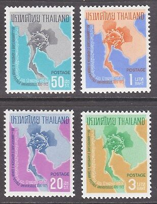 Thailand 1965 Admission to UPU... POSTFRESH Mint Never Hinged Superb A+A+A+