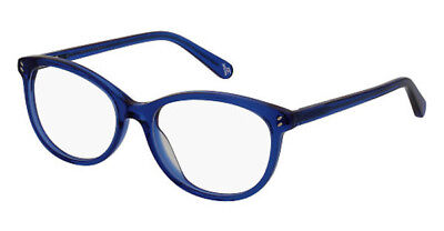Stella McCartney Kids SK0025O spectacle frame 002 blue with zip case & cloth