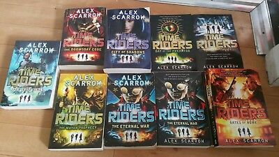 Alex Scarrow - Time Riders Collection