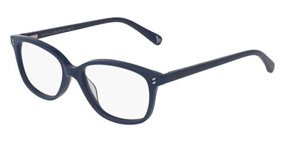 Stella McCartney Kids SK0014O spectacle frame 002 blue with zip case & cloth