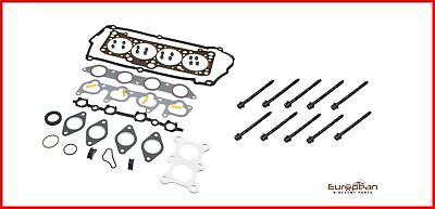 VW Scirocco 16V Cylinder Head Gasket Set NEW WITH HEAD BOLTS