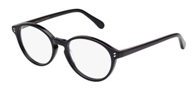 Stella McCartney SC0029O spectacle frame 001 black with zip case and cloth