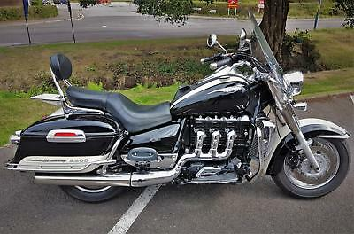Triumph Rocket Iii Touring 2300cc 10 Luggage20k Service Included