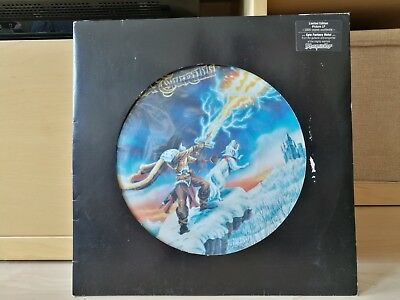 Luca Turilli - King Of The Nordic Twilight Picture Disc Limitiert auf 3.000