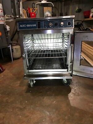 Alto Shaam Under Counter Cook and Hold Smoker Oven Model 767-SK (Used, Good)