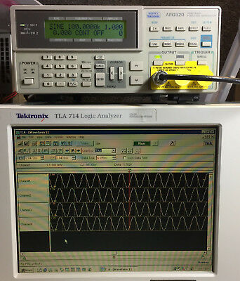 Tektronix TLA7E2 4-Channel DSO Module With DRT Acquisition, 1GHz, 5GS/s