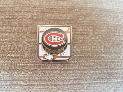 Montreal Canadeins Ice Hockey Pin Badge