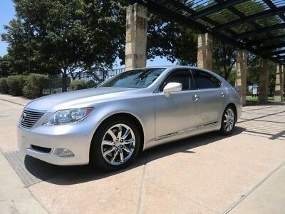 2007 Lexus LS  UPER CLEAN 1 OWNER LS 460 WITH ONLY 67K MILES.LOADED.SEE DESCRIPTION