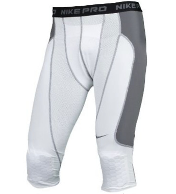 NIKE Mens Pro Combat Hyperstrong Compression Slider Shorts | Sz Lg 395554 | NWT^