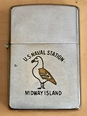 US Naval Station Midway Island 1958