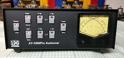 Ldg At-1000Pro 1Kw Automatic Memory Antenna Tuner