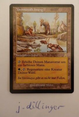 Yavimayalichtung Magic the Gathering Urza's Destiny near mint