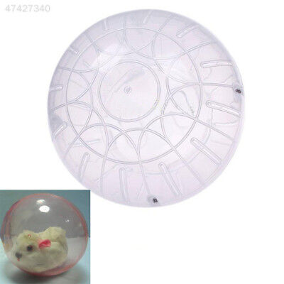 2407 Hot New Cute Plastic Pet Mice Gerbil Hamster Jogging Exercise Ball Toy