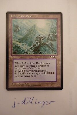 Lake of the Dead Magic the Gathering Alliances near mint