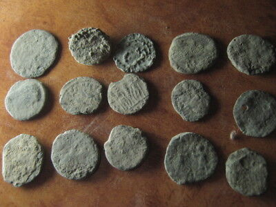 Ancient roman coins lot 51