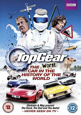 Film - Top Gear  The Worst Car In The History Of The World - Dvd (edizione: r...