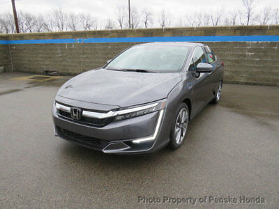 Honda Clarity Plug-In Hybrid Touring Sedan Touring Sedan New 4 dr CVT 1.5L Modern Steel Metallic