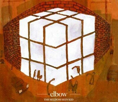 Elbow - The Seldom Seen Kid - Cd