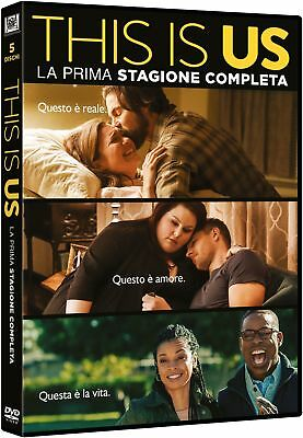Serie Tv - This Is Us - Stagione 1 - 5 Dvd